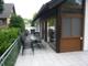 Terrasse und Wintergarten