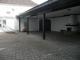 Innenhof mit Grillplatz
