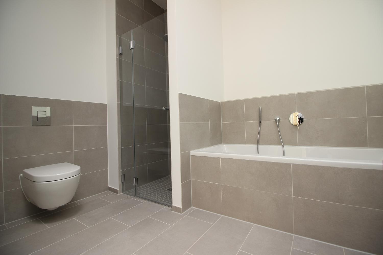 Bad mit Wanne & Dusche