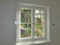 Details Fenster strassenseitig