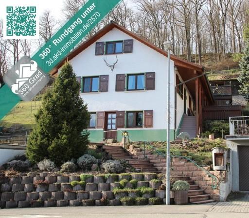 Naturnah mit Neckarblick