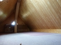 ausgebauter Dachboden