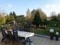 Terrasse Erdgeschoss mit Garten