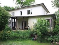 Einzigartiges Bauhaus von 1932 in direkter N�he vom Lindenweiher in Spitzenlage von Finkenkrug