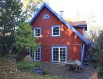 Charmantes Schwedenhaus auf Traumgrundstück in Spitzenlage von Falkensee-Falkenhain
