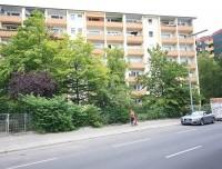 Sonnige 1-Zimmer-Wohnung mit Balkon in direkter Nähe zum Böcklerpark in beliebter Lage von Kreuzberg