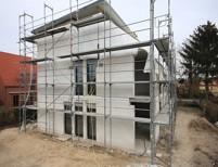 Exklusive Doppelhaushälfte (links) auf herrlichem Baugrundstück mit perfekter Süd-/Westausrichtung