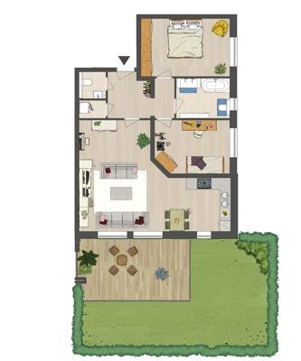 Wohnung A2