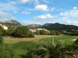 10 Blick auf den Golfplatz