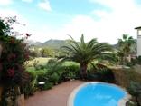 14 privater Pool und Garten