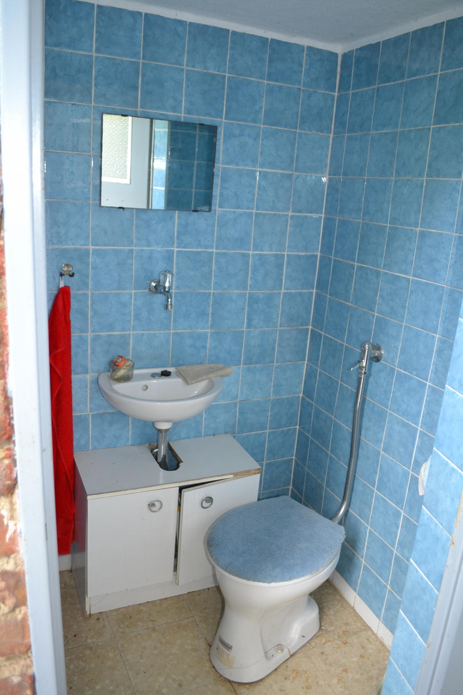 Gäste-WC Anbau