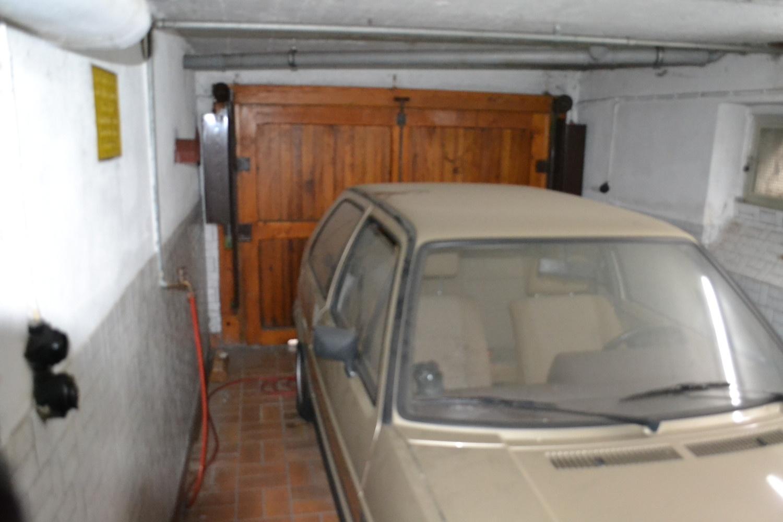 Garage im Haus