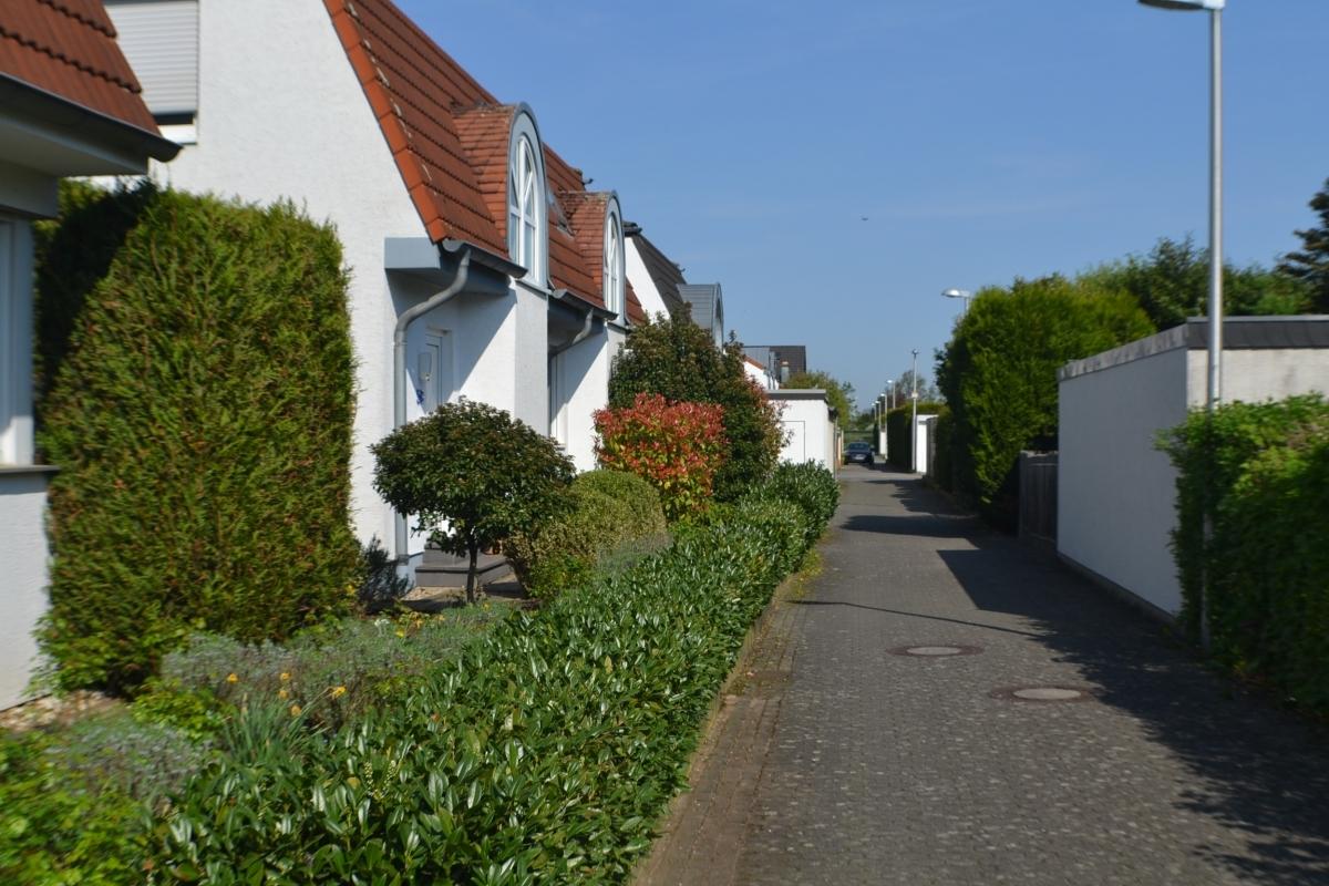 Straße Haus