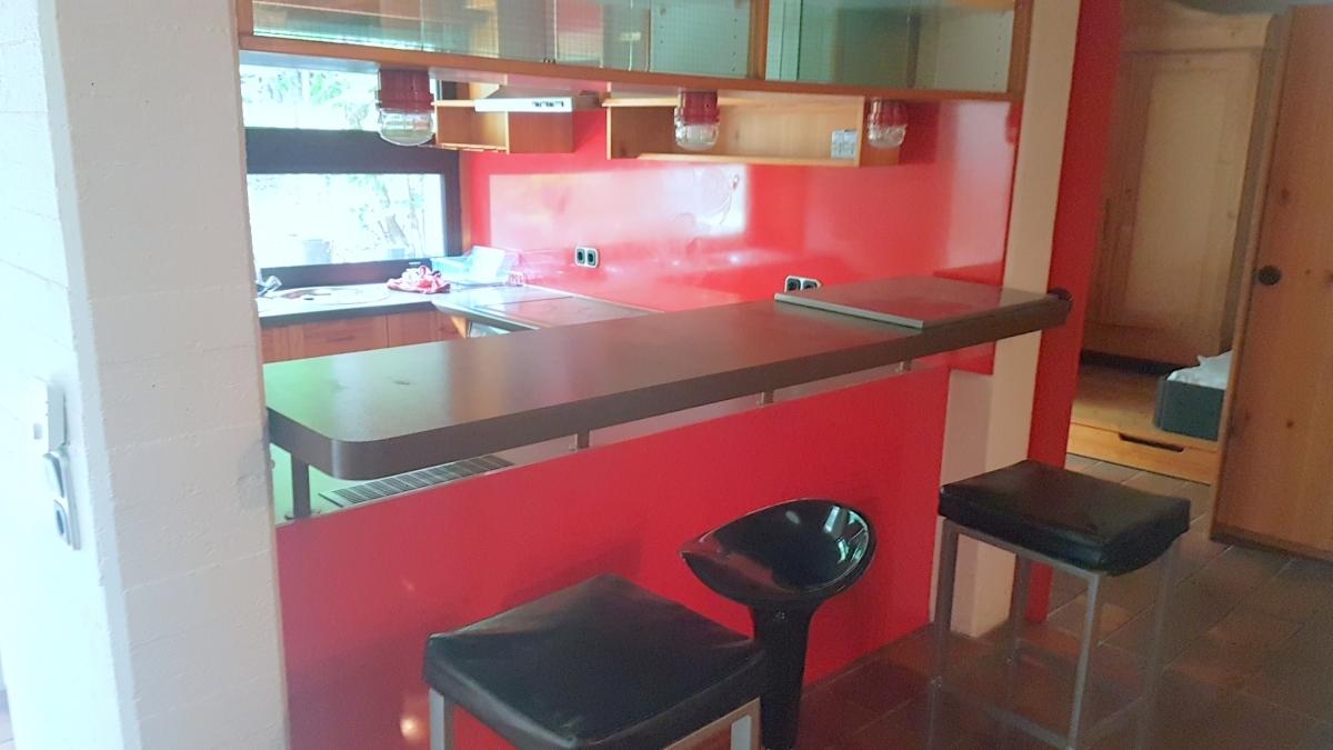 Küche Souterrain