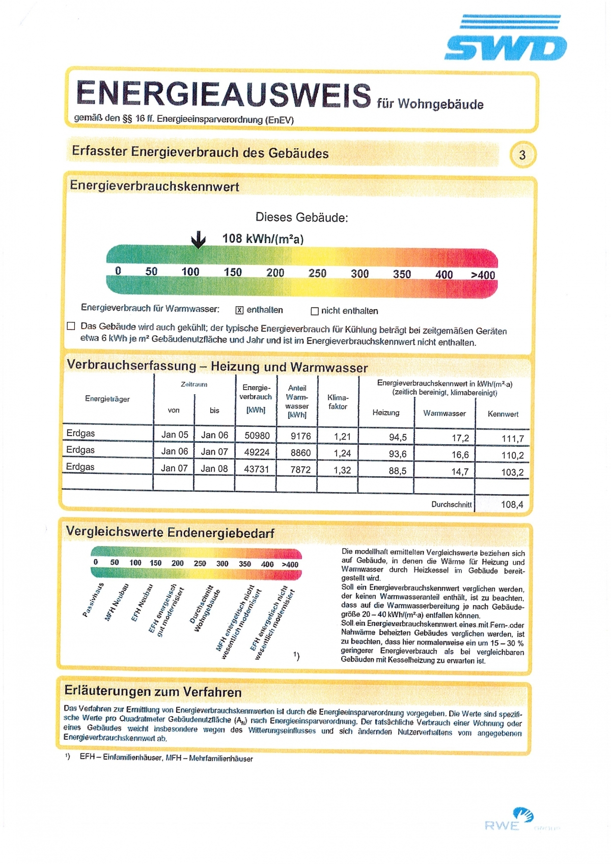 Energieausweis 1