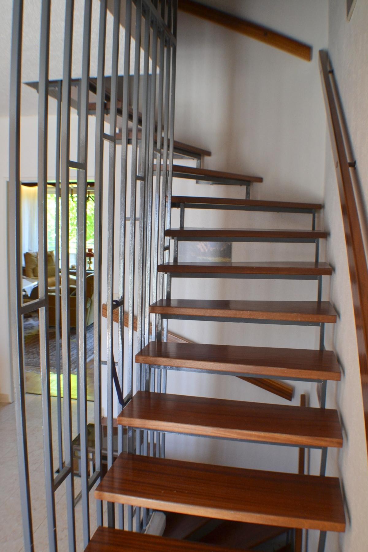 Treppe in OG