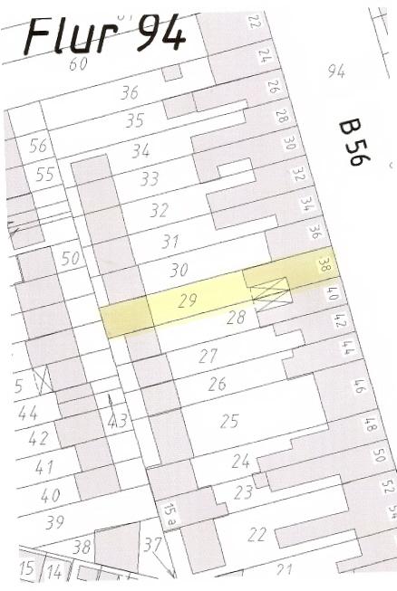 Lageplan Euskirchener Str. 38