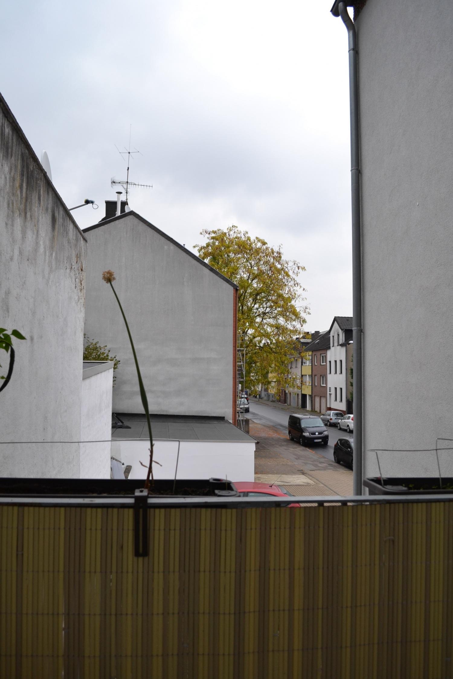 Ausblick Balkon quer