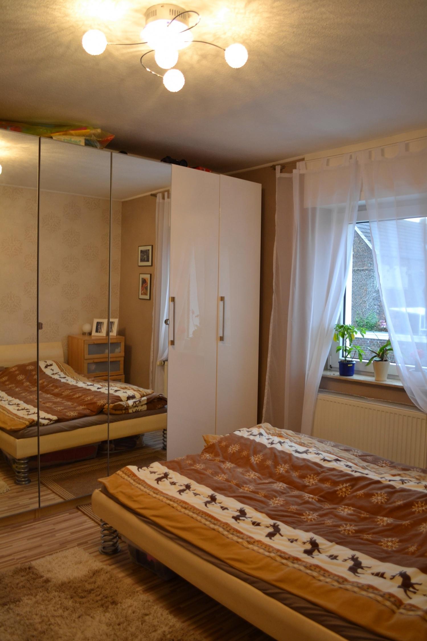 Schlafzimmer hoch