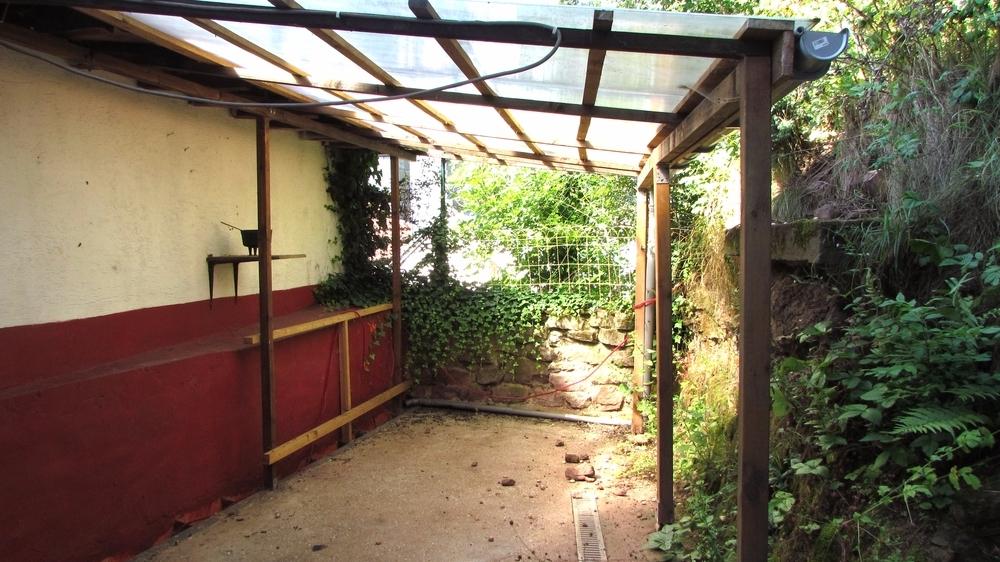 Überdachte Terrasse 1