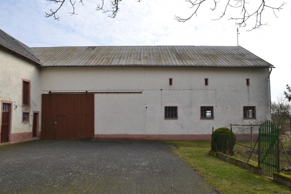 Stall_Heuschober_Maschinenlager
