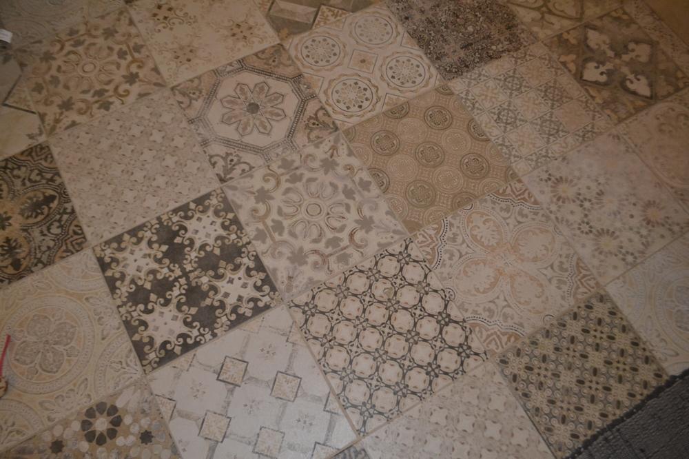 Fußboden EG