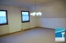 ausgebautes Zimmer im Dachgeschoß