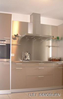 Detail der exklusiven Küche