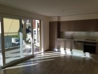 Ferienwohnung, 2.5 Zimmer Attika mit grosser ged.Terrasse 12.5m2 und Waschturm im Badzimmer