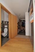Eingangsbereich, Gäste WC und Abstellraum