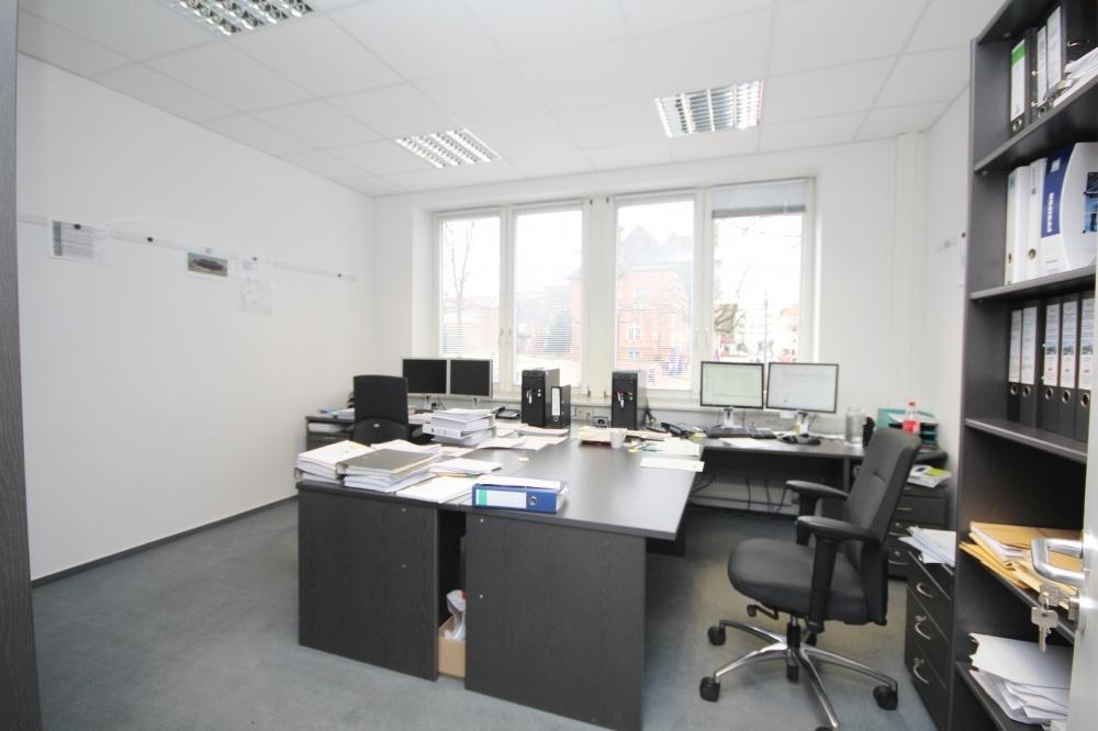 Ansicht I Büro