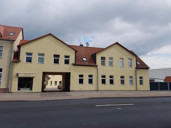 Ansicht Straße