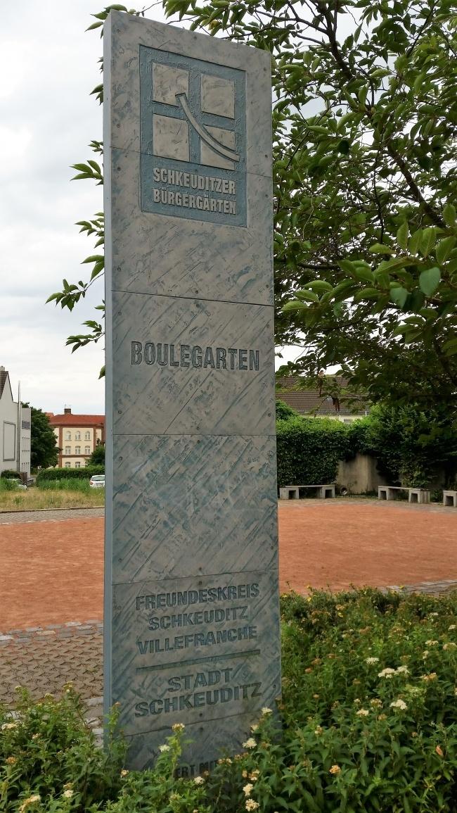 Boulegarten