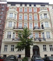 Fassade Vorderhaus