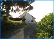 Zufahrt Haus