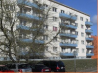 PROVISIONSFREIE Kapitalanlage: vermietete 3-Zimmerwohnung mit Südbalkon, 16321 Bernau, Bruttorendite: 5,65%