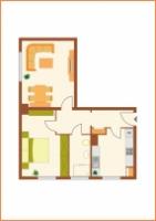 Mitten in Mitte: Helle 2 Zimmer Whg., Invalidenstraße, Nähe Nordbahnhof, ab 01.03.2018