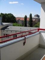 Möblierte 3-Raum Wohnung mit Balkon - Invalidenstr./Berlin-Mitte - ab 1. Sept. 2017