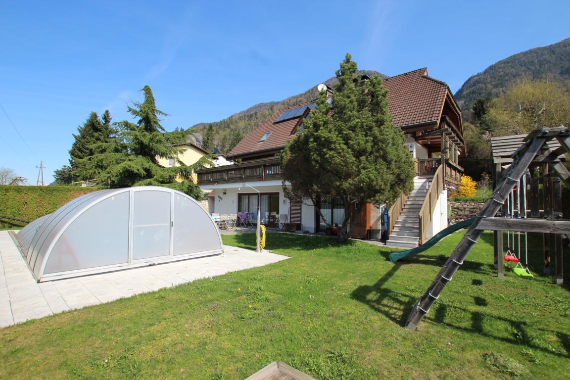 Haus, Forstweg 4, 9722, Weißenstein / Puch