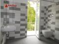 Das Bad (1.OG - die Ausstattung ist gleich)