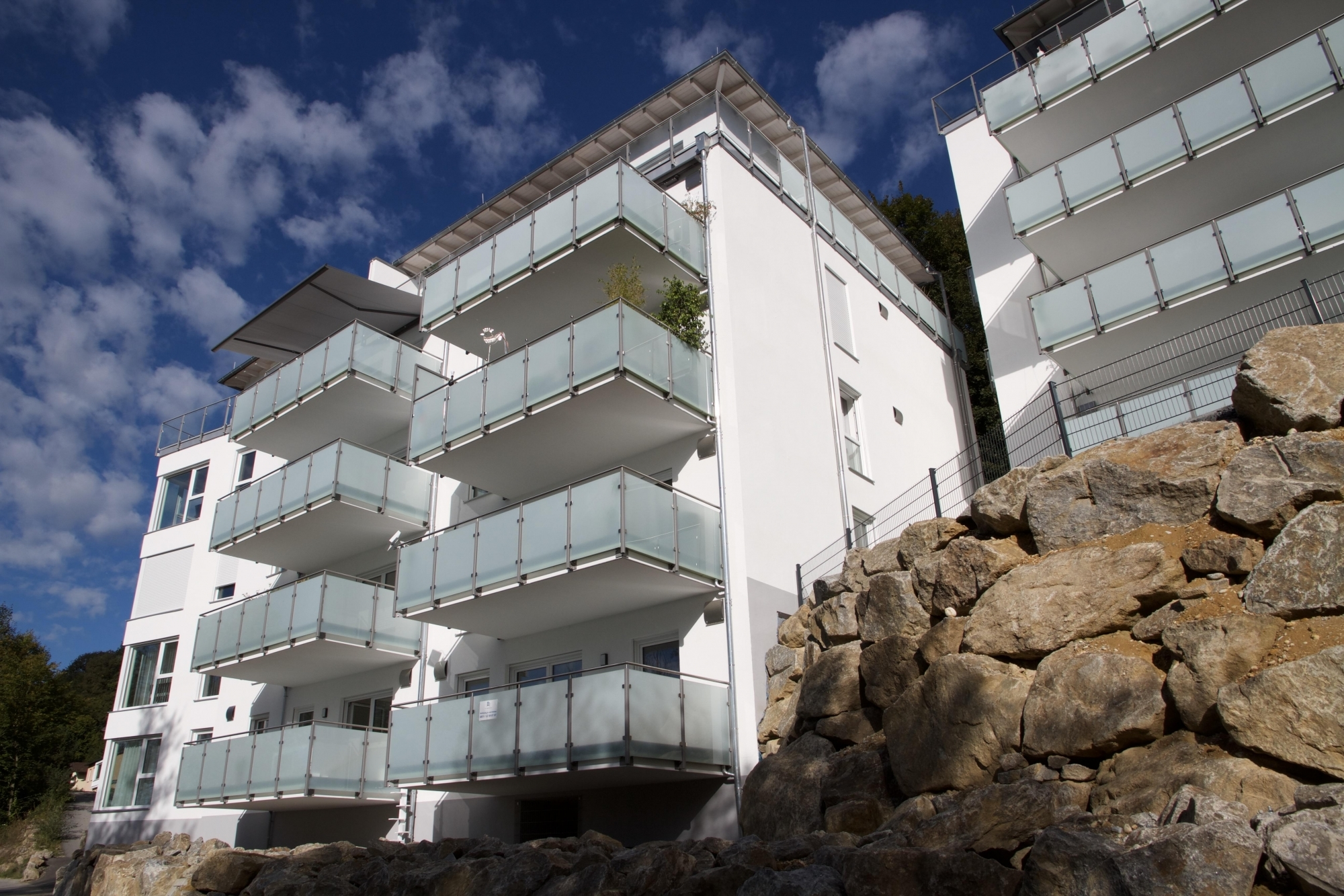 Ansicht Haus 11
