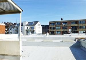 Dach-Terrasse ... in BAU