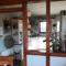 halboffener Küchenbereich