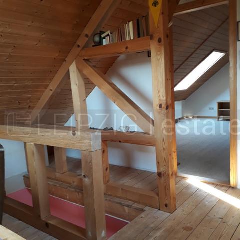 Dachgeschoss Vorraum