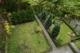 Blick vom Balkon Innenhof