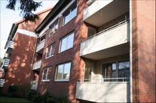 Ansicht Balkonseite