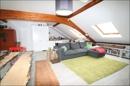 Wohnbereich mit Blick zur offenen Küche im 6.OG