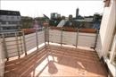 Dachterrasse der DG-Wohnung