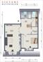 2-Zimmer-Wohnung im DG