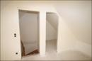 Treppe nach unten und kleiner Abstellraum am Studio